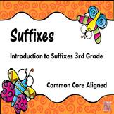 Third Grade Suffixes