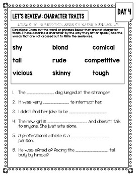 Third Grade Summer Review Packet (Highly Motivating and Fun!)