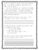 Third Grade Summer Vacation Homework Pack