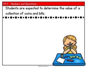 Third Grade TEKS Bundle