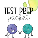 Third Grade Test Prep packet