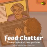 Third Grade Thanksgiving Comprehension Lesson (Passage & A