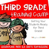 Third Grade Training Camp End of Year Review for 2nd Grade