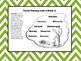 Third Grade Treasures Unit 3 week 1 Vocabulary Pack One Riddle One Answer Games