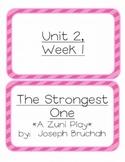 Third Grade Treasures Weekly Skill Focus Wall Cards