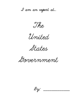 Third Grade U.S. Government (Basic) Mid-Point Review