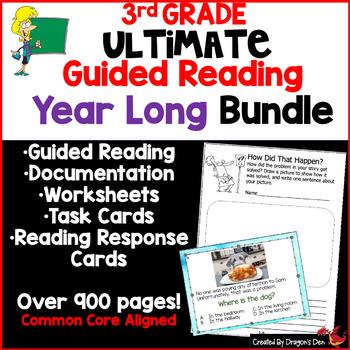 3rd Grade Ultimate Guided Reading Kit!