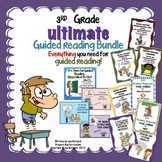 3rd Grade Ultimate Guided Reading Bundle