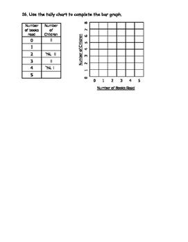 Everyday Math Unit 1 Practice Test (Grade 3)