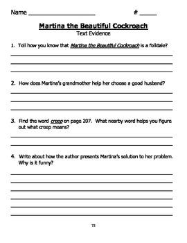 Third Grade Unit 3 McGrawhill Reading Wonders Workbook