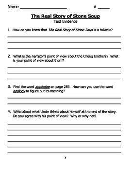 Third Grade Unit 4 McGrawhill Reading Wonders Workbook