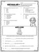 Third Grade Vocabulary Builders Unit 4