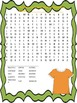 Third Grade Vocabulary and Sight Word Search