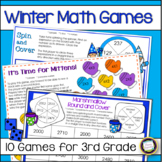 Third Grade Winter Math Games