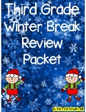 Third Grade Winter Review Packet *Common Core Aligned*