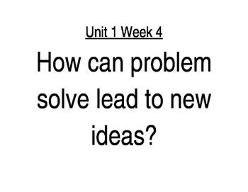 Third Grade Wonder's Reading Essential Questions