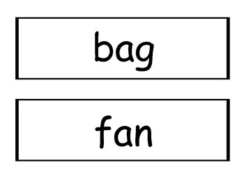 Third Grade Wonders Spelling Words - Unit 1 Lesson 1