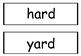 Third Grade Wonders Spelling Words - Unit 3