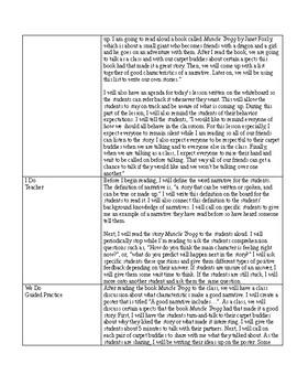 Third Grade Writer's Workshop Unit Plan