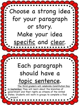 Third Grade Writing Bundle