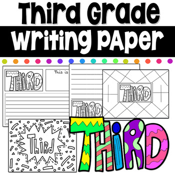 Third Grade Writing Coloring Pages First Day of School