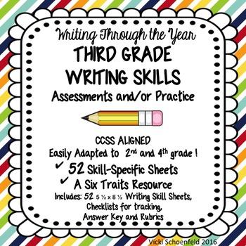 Third Grade Writing Skills Set