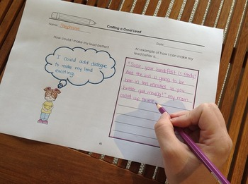 Third Grade Writing Unit of Study – Realistic Fiction – for Writer's Workshop