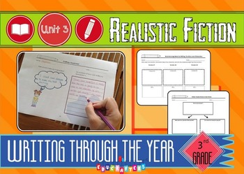 Third Grade Writing Unit of Study – Realistic Fiction – fo
