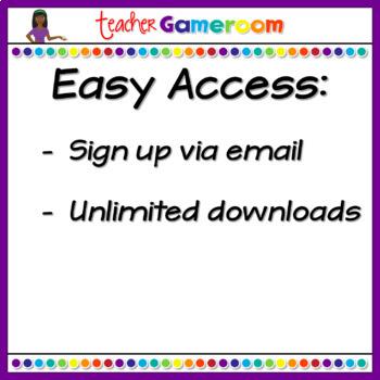 Third Grade Powerpoint Game Bundle - District License