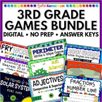 Third Grade Yearly Single License