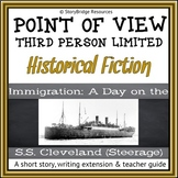 Third-Person Limited Point of View-An Immigration Historical Fiction Story