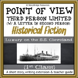 Third-Person Limited/Second Person Point of View-A Historical Fiction Story