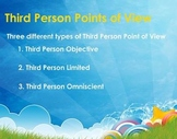 Third Person Point of View Notebook Presentation