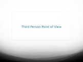 Third Person Point of Views with Literature