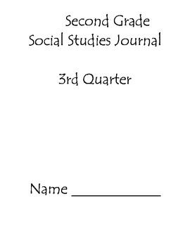 Third Quarter Social Studies Journal Second Grade