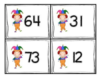 Third Time's the Charm: April Math Centers