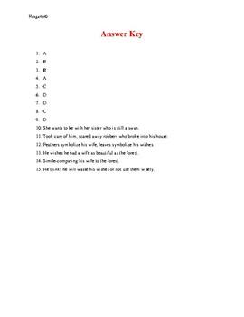 Third Wish Quiz
