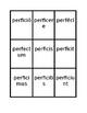 Third conjugation -io Present active Latin verbs Spoons ga