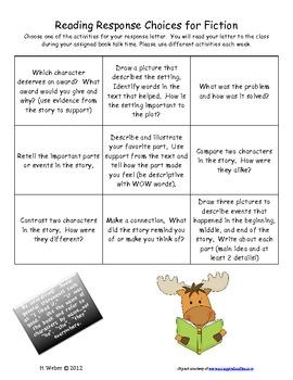 Third grade reading homework based on common core standards