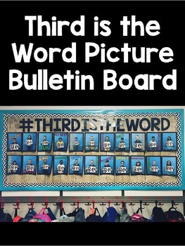 Third is the Word Picture Bulletin Board