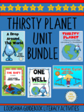 Thirsty Planet Unit Bundle for Louisiana K-2 Guidebook