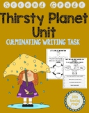 Thirsty Planet Unit Cumulative Writing Task for Louisiana