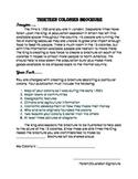Thirteen Colonies Brochure Project