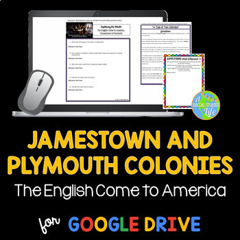 Thirteen Colonies - Jamestown and Plymouth