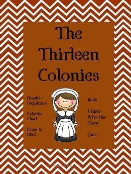 Thirteen Colonies Lesson