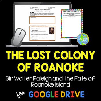 Thirteen Colonies - Lost Colony of Roanoke