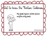 Thirteen Colonies- Map, Graphic Organizer, and Writing Prompts