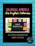Thirteen Colonies Project
