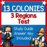 Thirteen Colonies Regionalism 3 Regions of the 13 Colonies