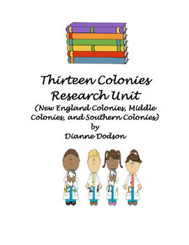 Thirteen Colonies Research Unit